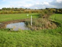North Weald Bassett Lower Thornhill Flood Storage area  Nigel Cox licensed for reuse under this Creative Commons Licence