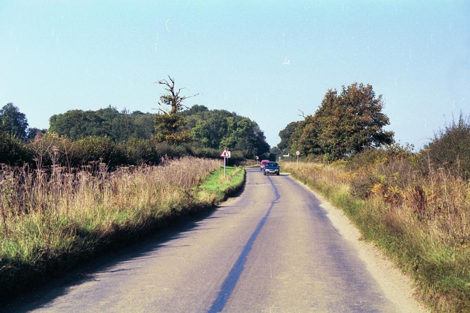 Wooded Plateau Farmlands + Gaddesden Row (1999) (© HCC Landscape)