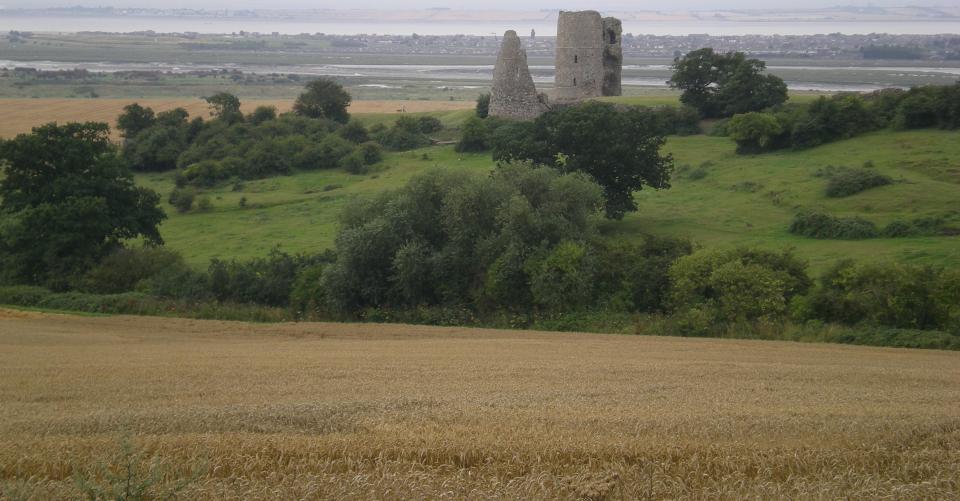 Hadleigh Castle (© Essex CC)