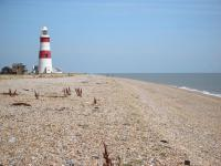 Orfordness (© Suffolk County Council)