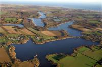 The Trinity Broads situated north-west of Great Yarmouth. (© Mike Page)