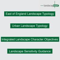 Contents of East of England Landscape Framework