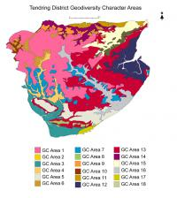 Tendring Geodiversity Characterisation © Essex County Council